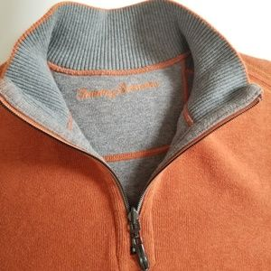 Tommy Bahama Reversible Pullover Sweater XL